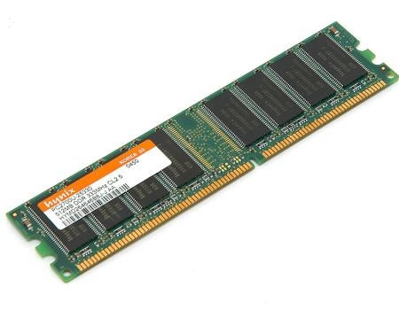 1GB DDR2-800 Registered ECC SDRAM DIMMs PC2-6400