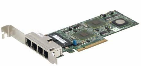 Supermicro 4 Ports Gigabit Ethernet Card AOC-SG-I4
