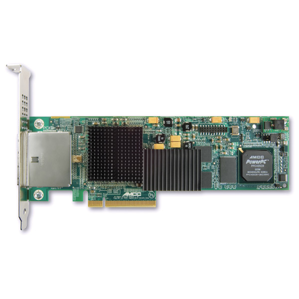 3Ware 9690SA-8E PCI-Express 3Gbps LP RAID Controller Card