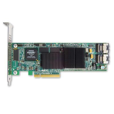 3Ware 9690SA-8I PCI-Express 3Gbps LP RAID Controller Card