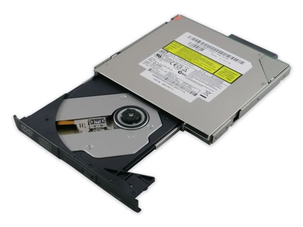 DVD+/-RW 8X Slim Internal Drive