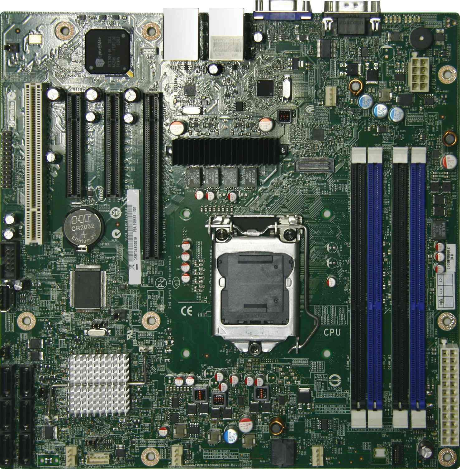 Intel Serverboard S1200BTSR