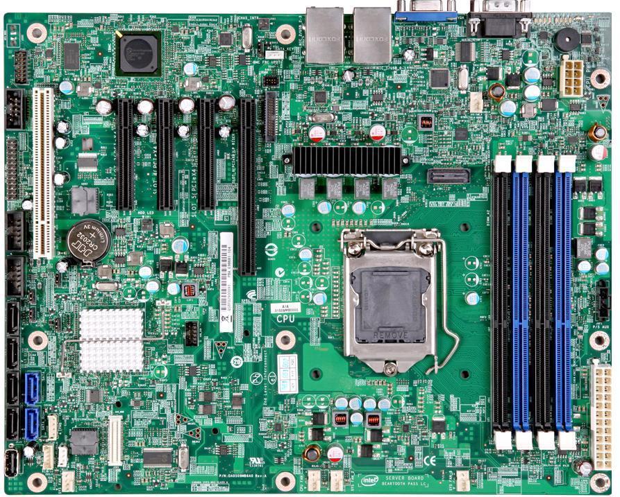 Intel Serverboard S1200BTL