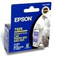 Black ink cartridge for Stylus Photo 810/C50/925/830/935/830U - dye CSIC