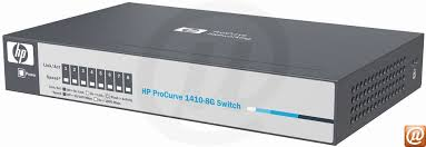 HP 1410-8 Switch (J9661A)