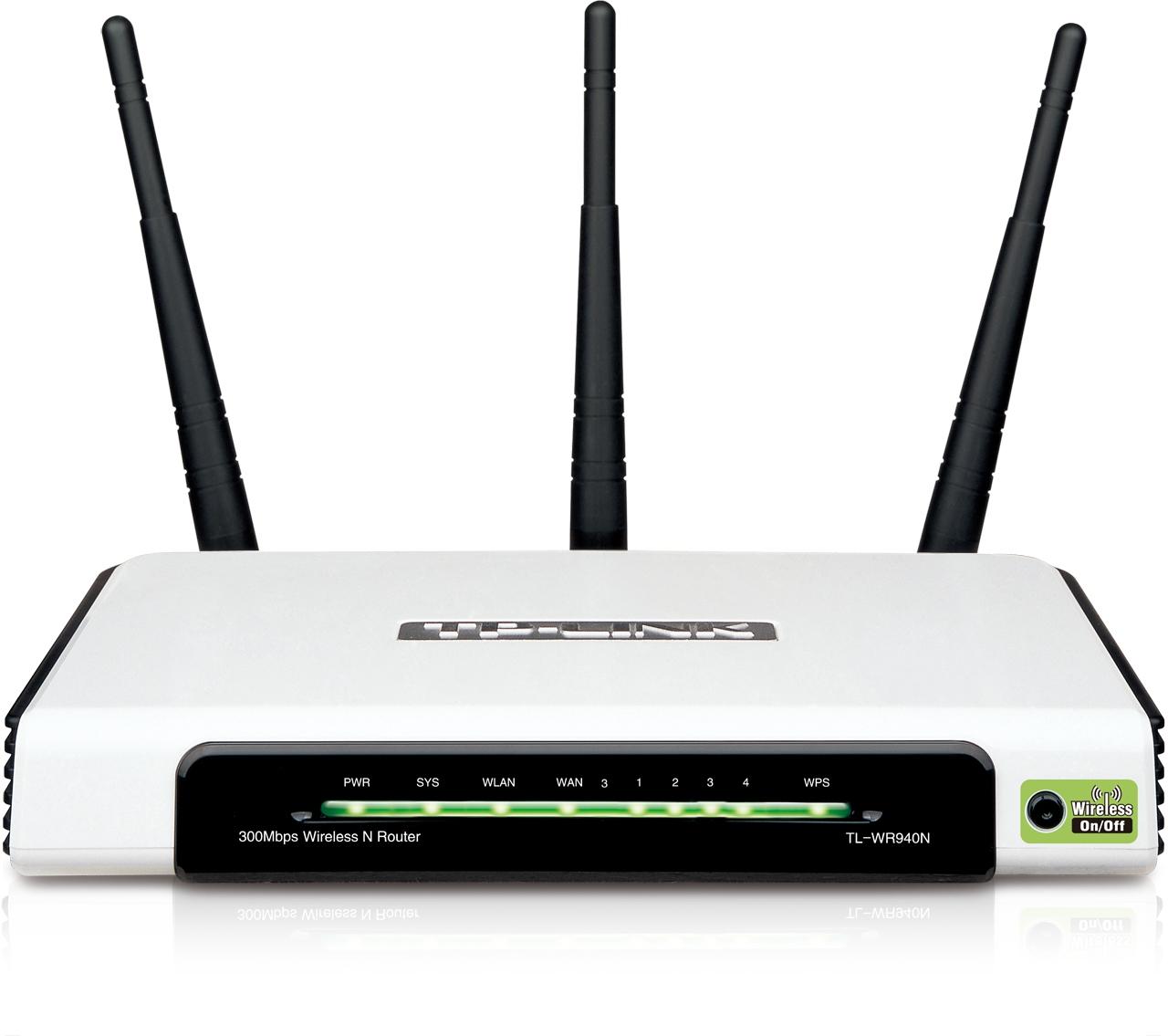Router Không Dây chuẩn N 300Mbps TL-WR940N