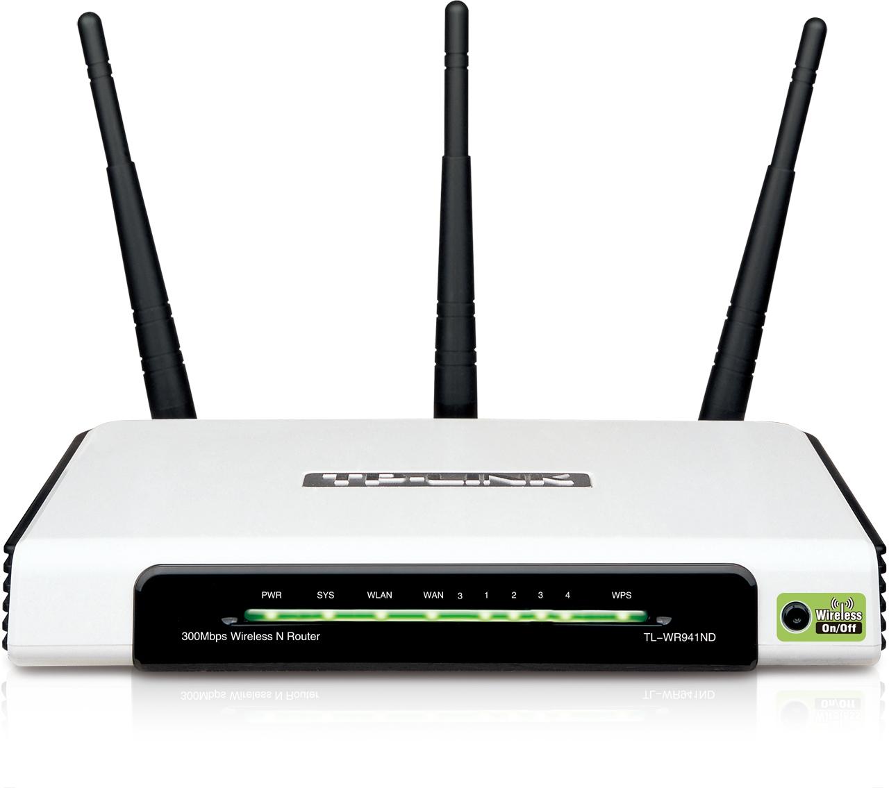 Router Không Dây chuẩn N 300Mbps TL-WR941ND
