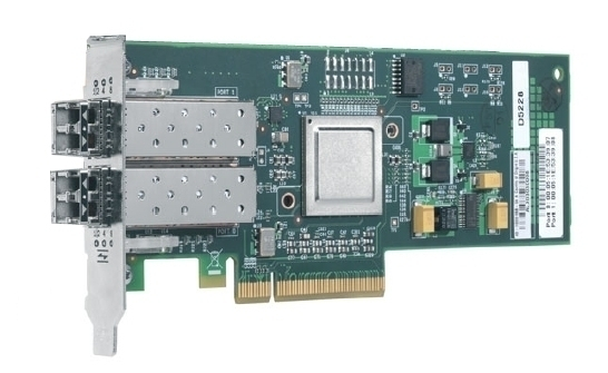 Emulex 8 Gb FC Dual-port HBA for IBM System x