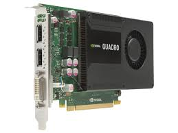 Nvidia Quadro K2000  2GB Graphics