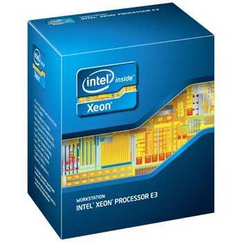 Intel® Xeon® Processor E3-1270 v2 (8M Cache, 3.50 GHz)