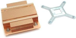 SUPERMICRO SNK-P0016 CPU Heatsink for Xeon Processor 3000 Series, Core 2, and Pentium