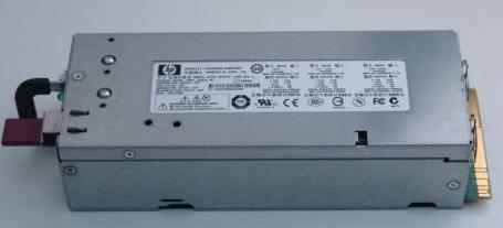 AC hot-plug power supply, 1000 W