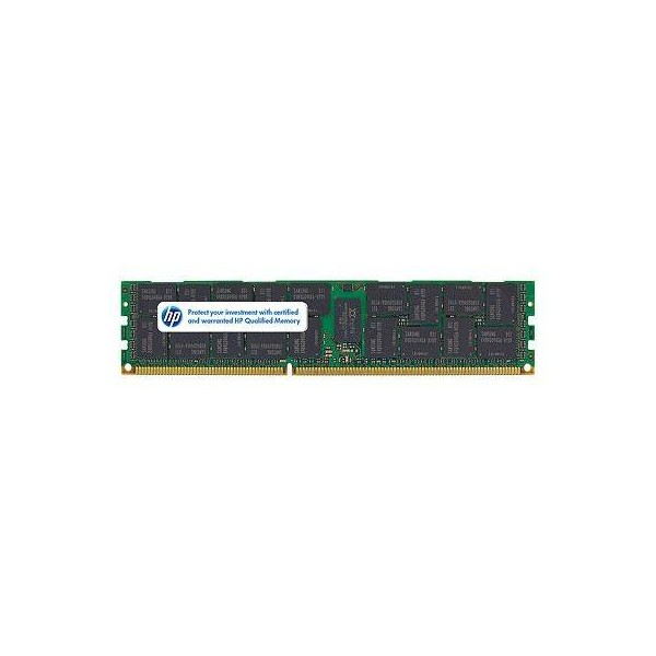HP 2GB (1x2GB) Single Rank x8 PC3-12800E (DDR3-1600) Unbuffered CAS-11 Memory Kit - OEM