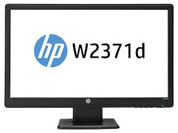 HP W2371d 23-inch LED Backlit Monitor