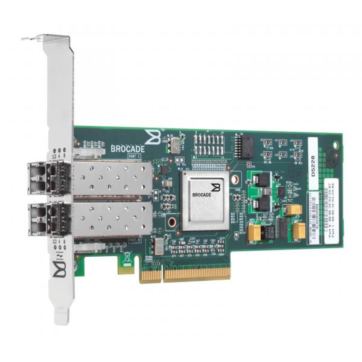 HP StorageWorks 82B PCIe 8Gb Fibre Channel Dual Port Host Bus Adapter