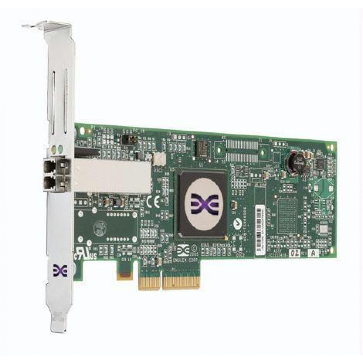 HP StorageWorks 81E 8Gb Single Port PCIe Fibre Channel Host Bus Adapter