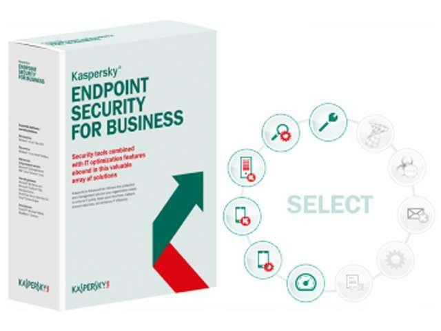 Kaspersky Endpoint Security for Business Select (Base) - 10 PCS - 2YEAR