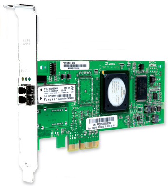 QLogic QLE2460 Single-Port PCIe-to-4Gbps Fibre