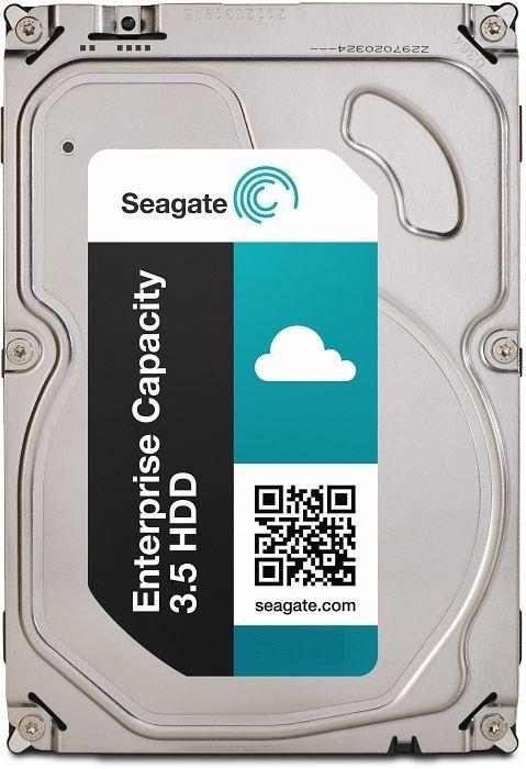 6TB Seagate® Enterprise V.4 SAS 512E  SED 12Gb/s 7200 RPM 128MB 3.5in