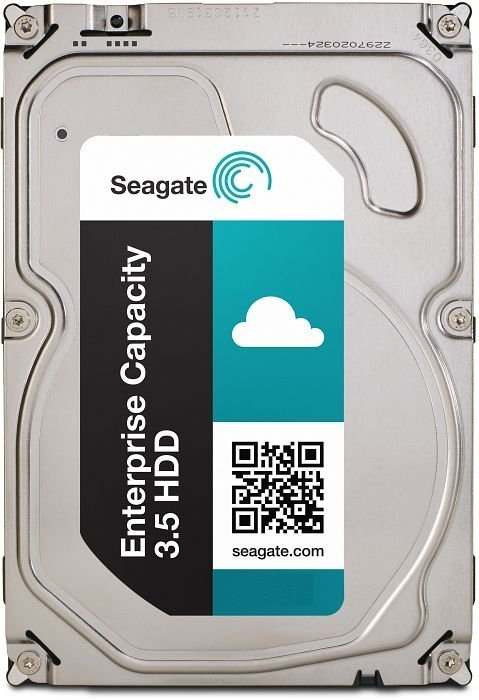8TB Seagate® Enterprise V.5 SAS 512E SED 12Gb/s 7200 RPM 256MB 3.5in