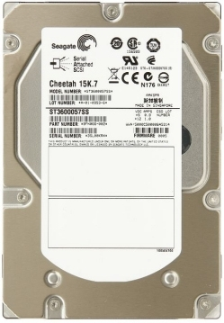 Seagate 600GB Cheetah 15K.7 3.5 SAS2.0 6Gb/s 3.5in