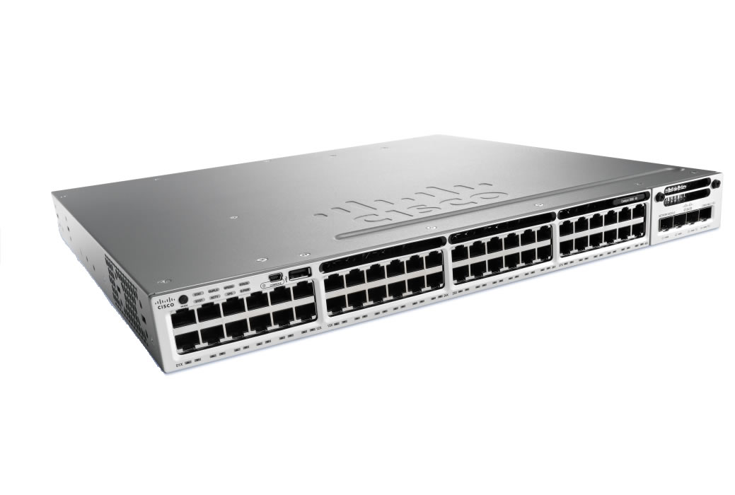 Cisco Catalyst WS-C3850-48F-S