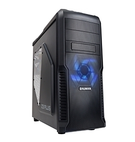 Zalman Z3 Plus - ATX Tower Case