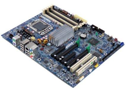Motherboard for Z400 Workstation 6 DIMM memory slots