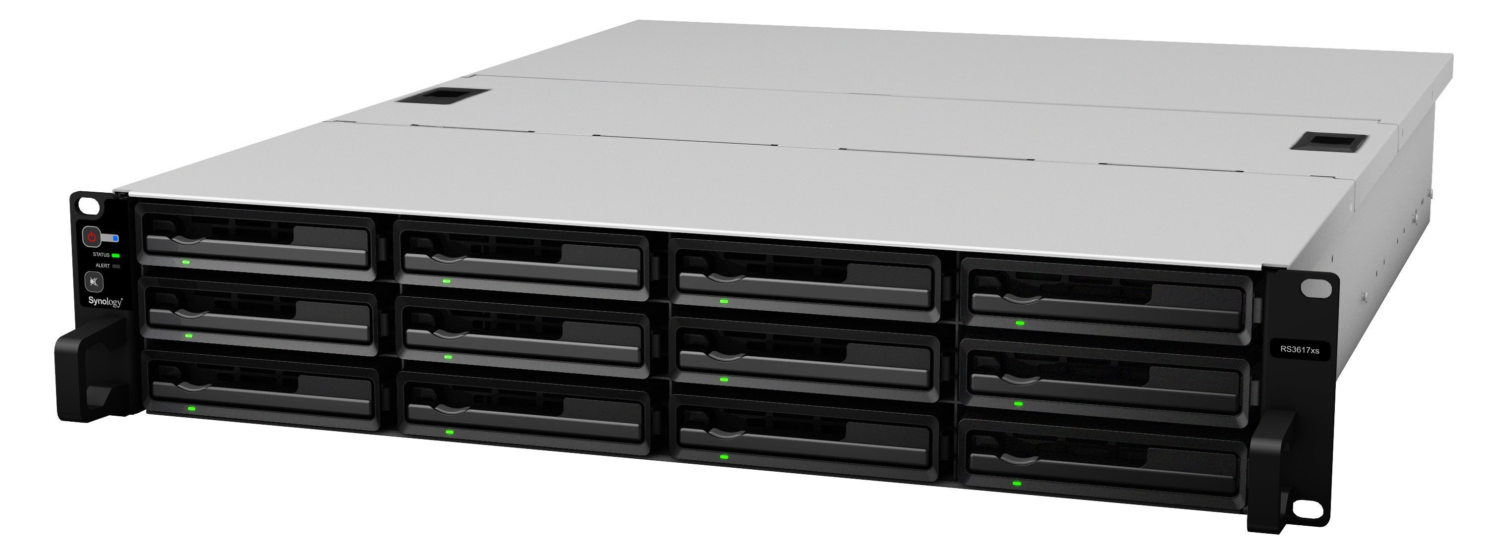 Synology RS3617xs+ 12 Bays Rackmount