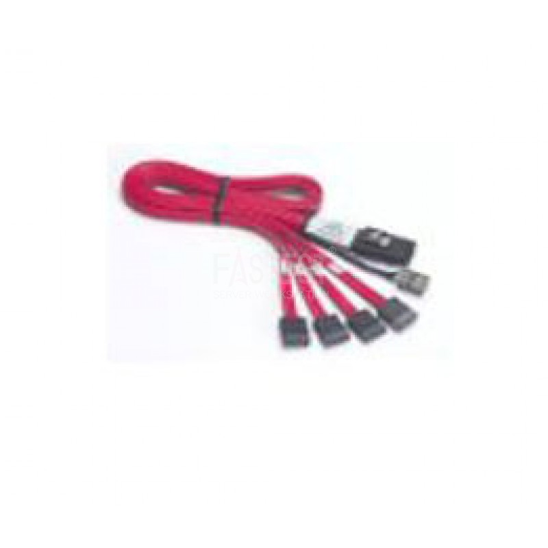 Cable SAS x4 (SFF-8087) to x4 (SFF-8448) 0.75 meter