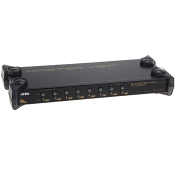 Aten KVM CS-1758 Q9-AT-E 8-port PS/2 & USB