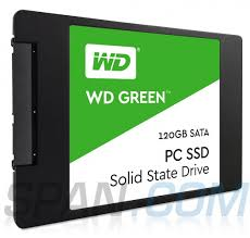 Western Digital WD Green SSD 2.5'' 120GB