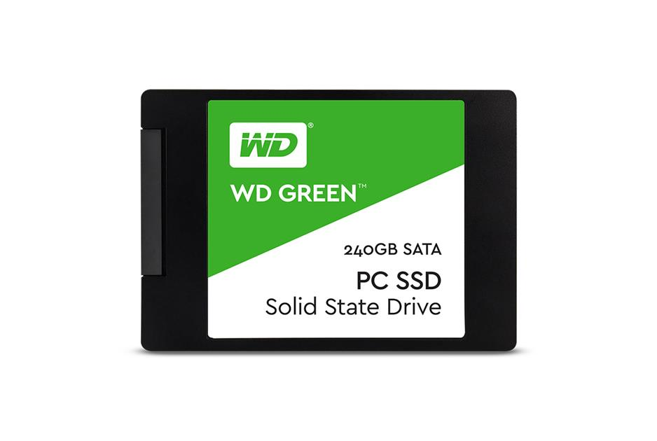 Western Digital WD Green SSD 2.5'' 240GB