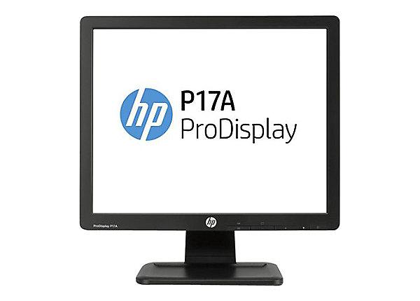 Màn Hình LCD HP ProDisplay P17A 17inch LED Backlit Monitor - F4M97AA
