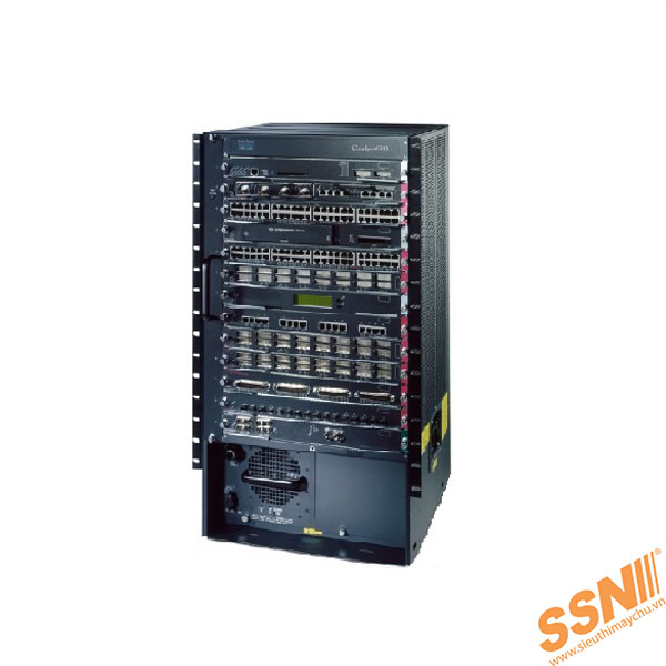 Cisco Catalyst switch 6513 Firewall Security System
