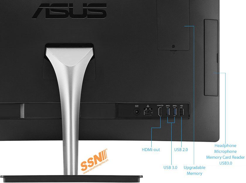 PC Asus V220ICUK-BC028M (I3-6100U)