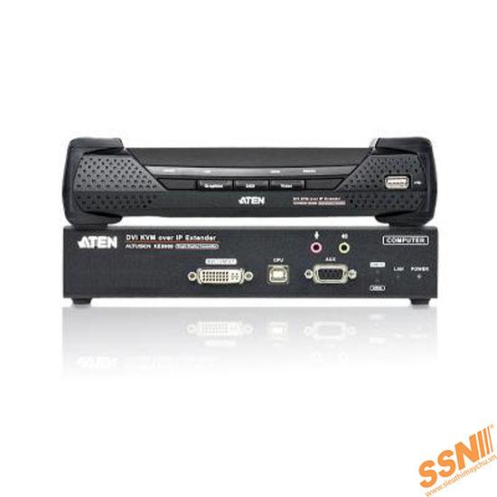 Aten KE6900 DVI Single Display KVM Over IP Extender