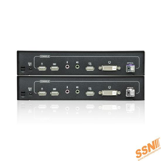 Aten CE690 Long Distance DVI Optical KVM Extender