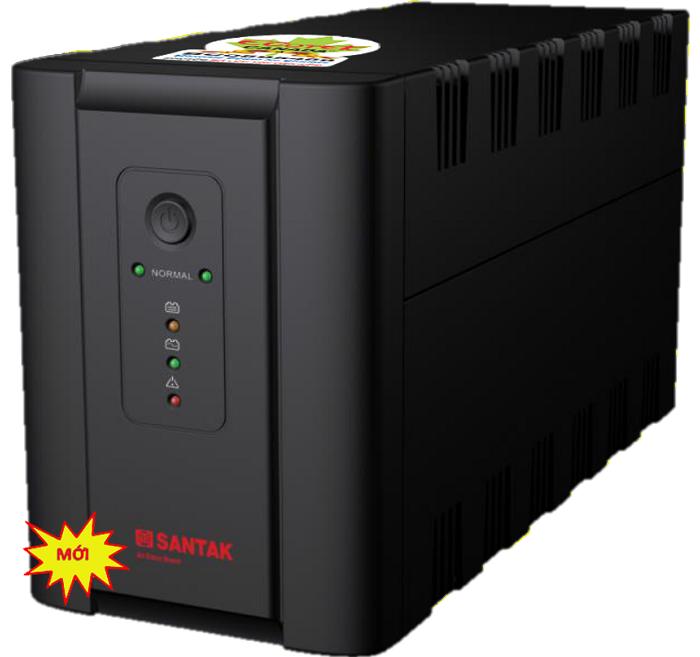 Bộ Lưu Điện UPS Santak Blazer BL2000 Pro 2KVA