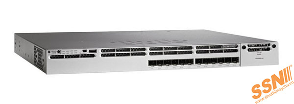 Switch Cisco WS-C3850-12XS-E
