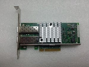 IBM INTEL X520-DA2 DUAL PORT 10GbE SFP+ ADAPTER 49Y7961 49Y7962