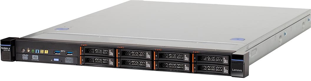 System X3250M6-460W (Up to 8x 2.5)