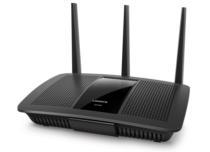 AC1900 MU-MIMO Gigabit Router LINKSYS EA7500