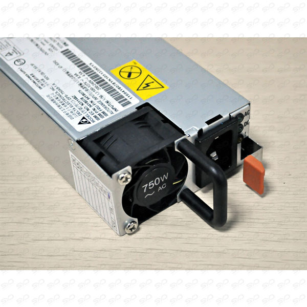 IBM POWER SUPPLY 750W AC 80 PLUS PLATINUM IBM SYSTEM X3630 M4 X3650 M4 94Y8116