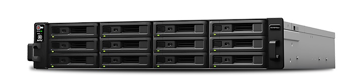 Synology RackStation RS18017xs+ 12Bays