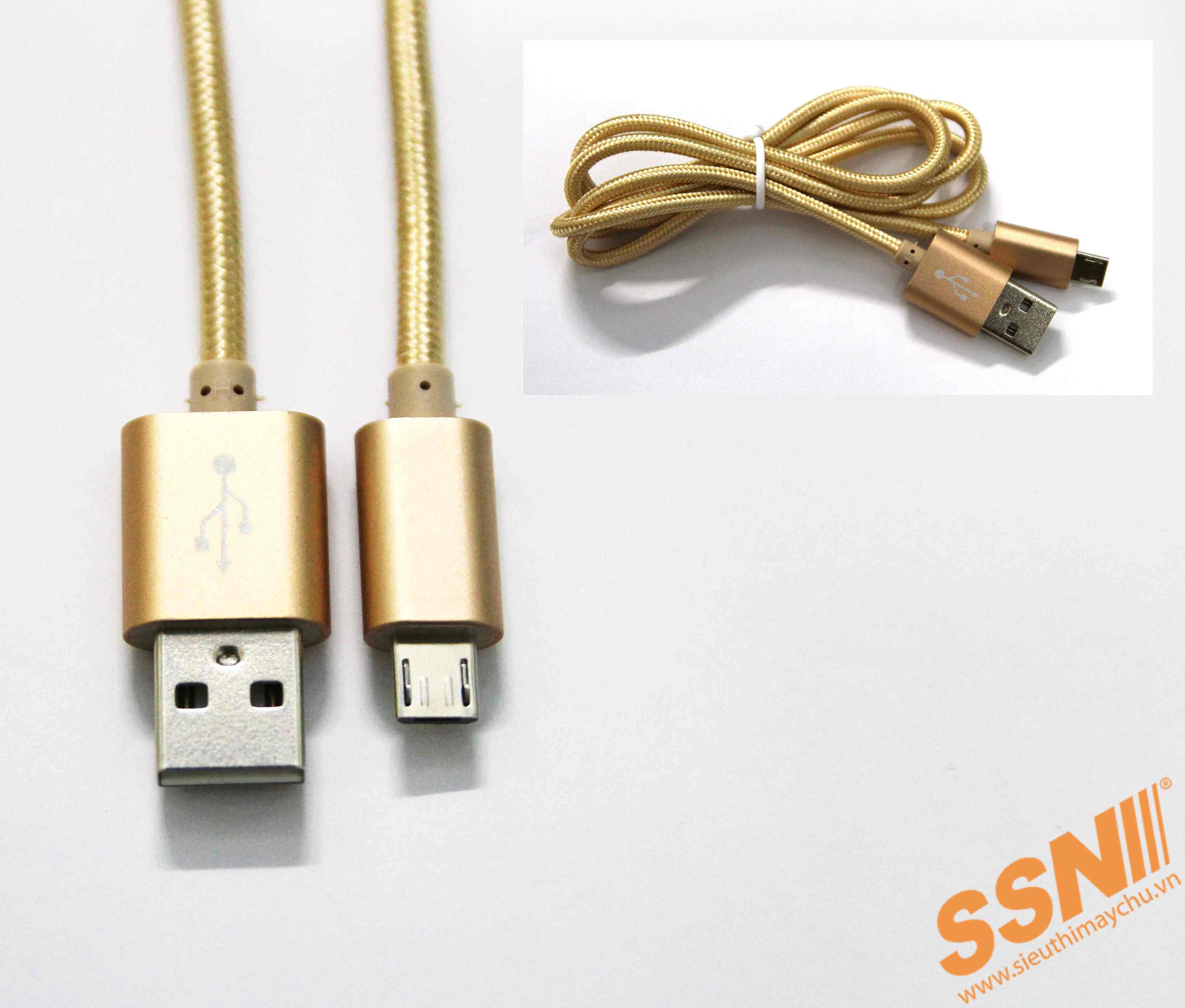 Cáp sạc Micro USB đa năng