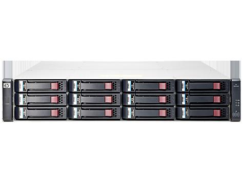 HPE MSA 2040 ES SAN DC LFF Storage