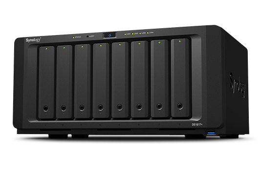 Synology DiskStation DS1817+8Gb