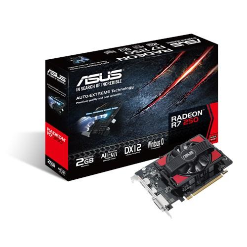 Card màn hình Asus 2GB R7250-2GD5