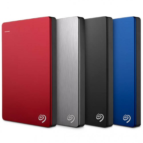 Seagate® Backup Plus Slim Portable Drive 1TB BLUE